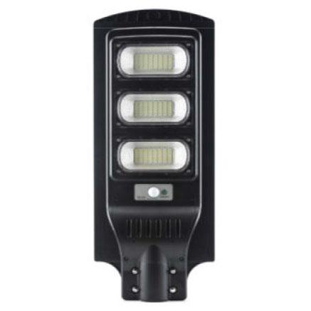 Đèn Đường Năng Lượng Mặt Trời 100W (Tấm Pin Liền)