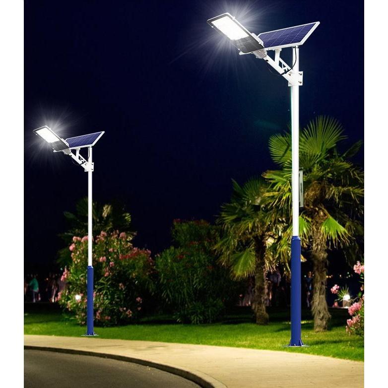 Đèn bàn chải năng lượng mặt trời là gì?
